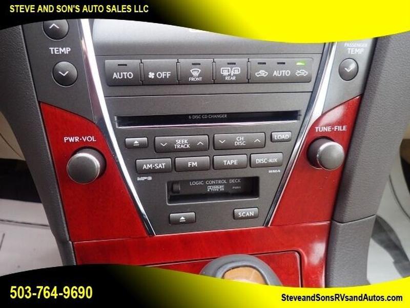 Lexus ES 350 2007 price $13,995