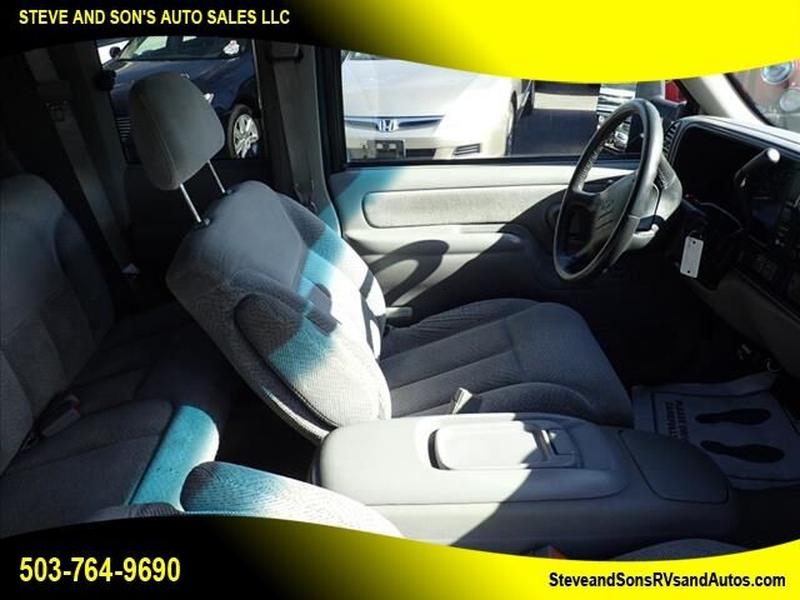 Chevrolet C/K 1500 Series 1997 price $9,488