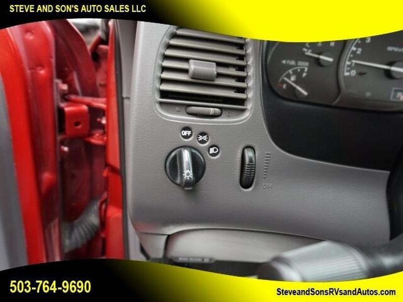 Ford Ranger 2001 price $9,995
