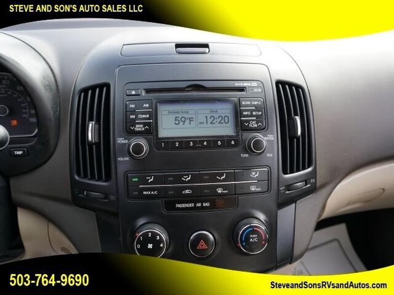 Hyundai Elantra Touring 2010 price $6,995
