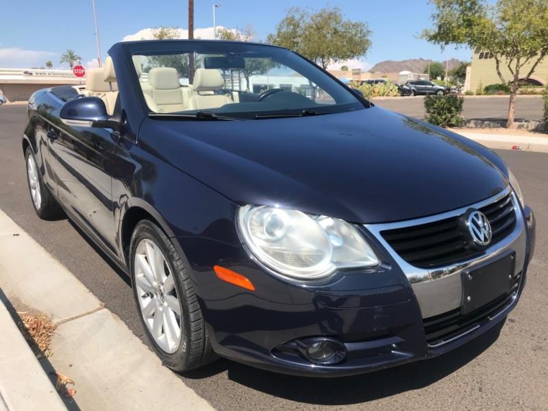 Volkswagen Eos 2007 price $6,499
