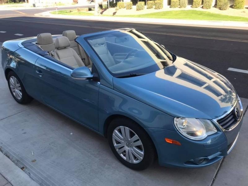 Volkswagen Eos 2008 price $6,495