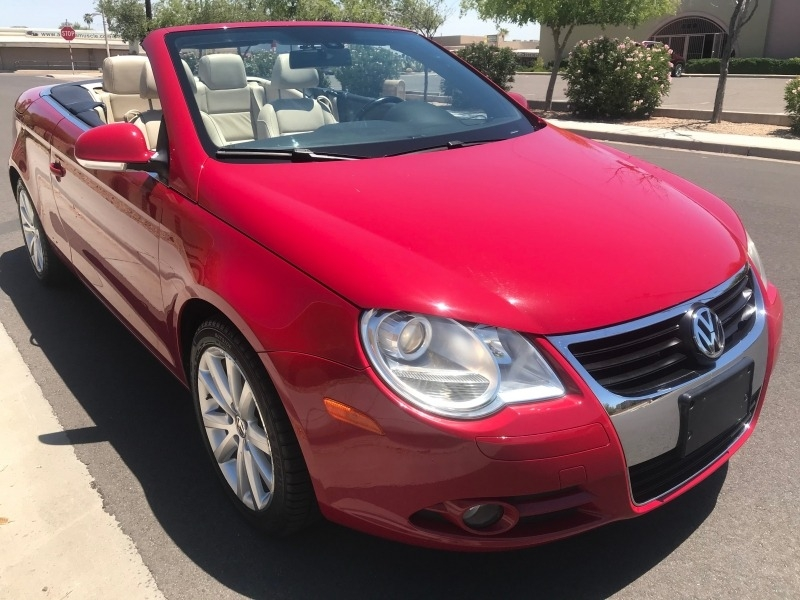 Volkswagen Eos 2009 price $8,999