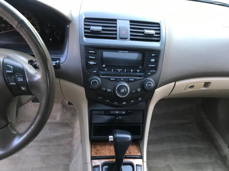 Honda Accord Sdn 2003 price $3,595