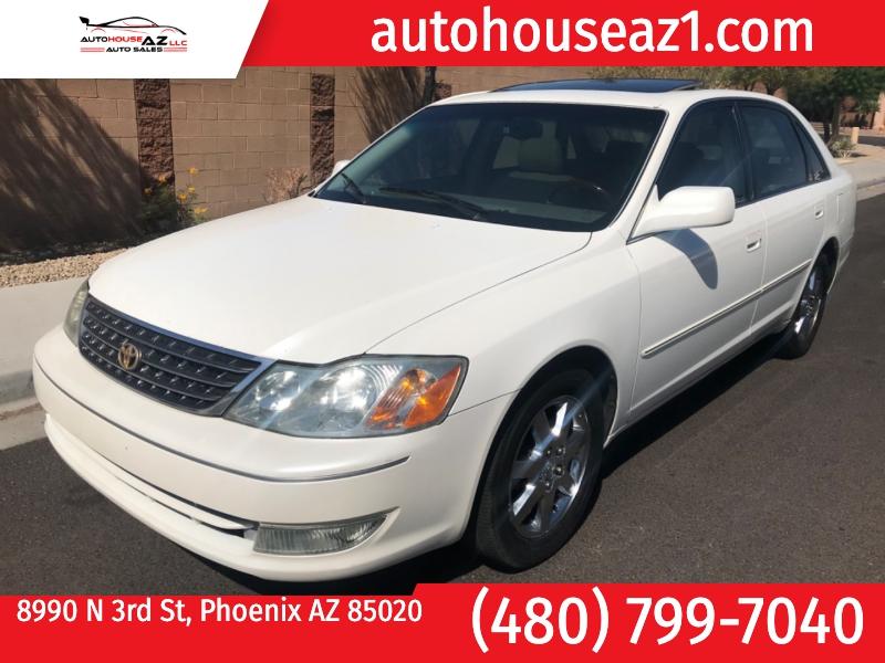 Toyota Avalon 2004 price $4,499