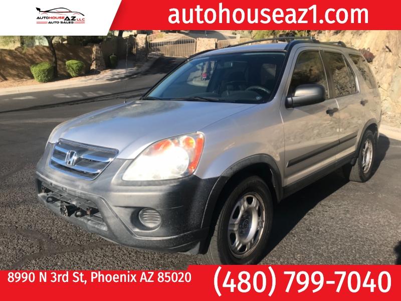 Honda CR-V 2006 price $5,495