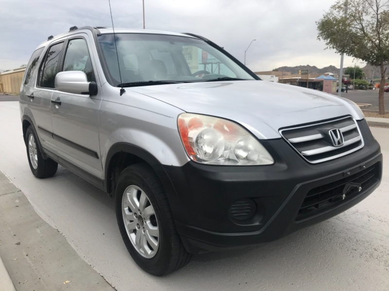 Honda CR-V 2005 price $4,995