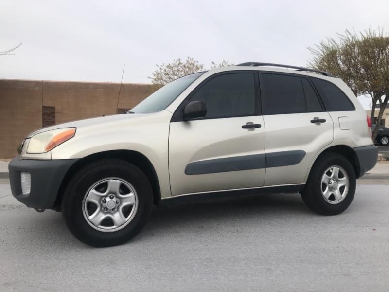 Toyota RAV4 2001 price $4,495