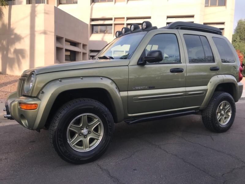 Jeep Liberty 2003 price $6,995