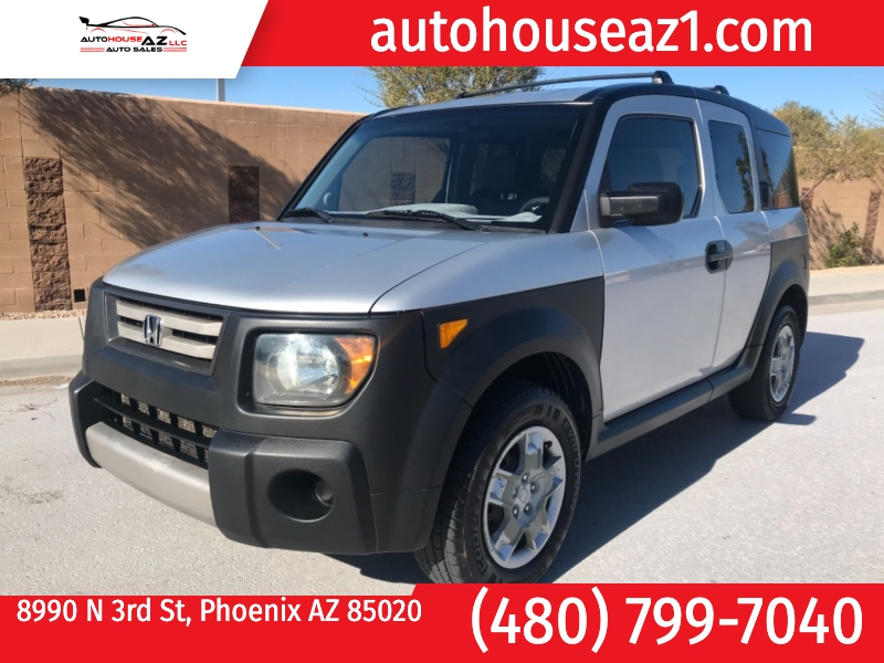 Honda Element 2007 price $5,495