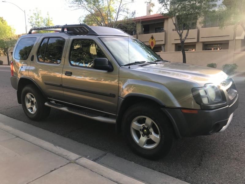 Nissan Xterra 2004 price $5,495