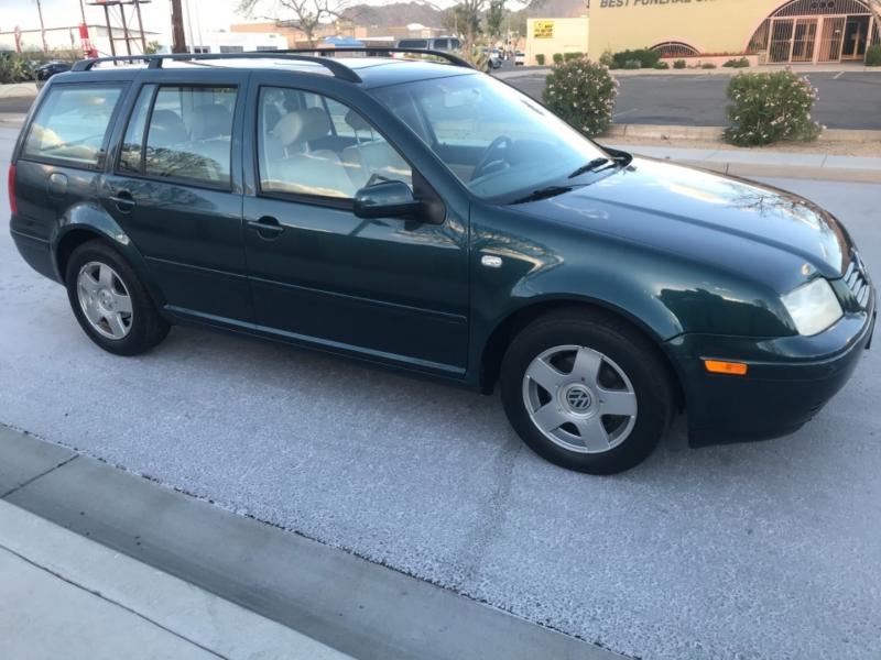 Volkswagen Jetta Wagon 2002 price $3,495