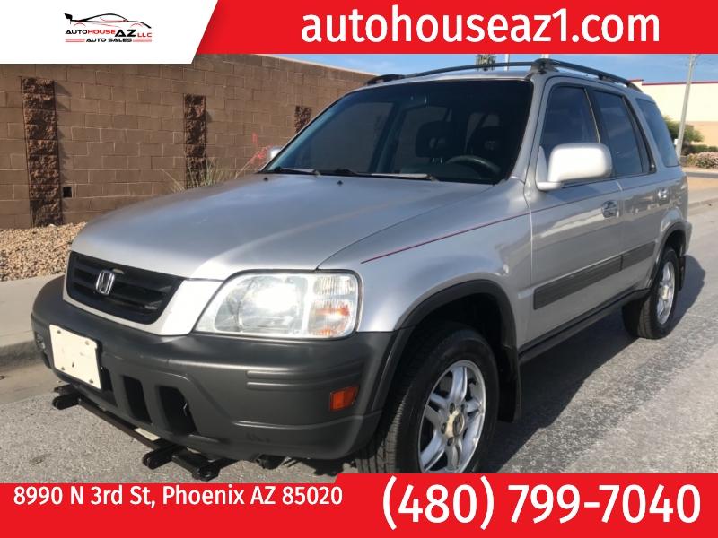Honda CR-V 1999 price $4,495