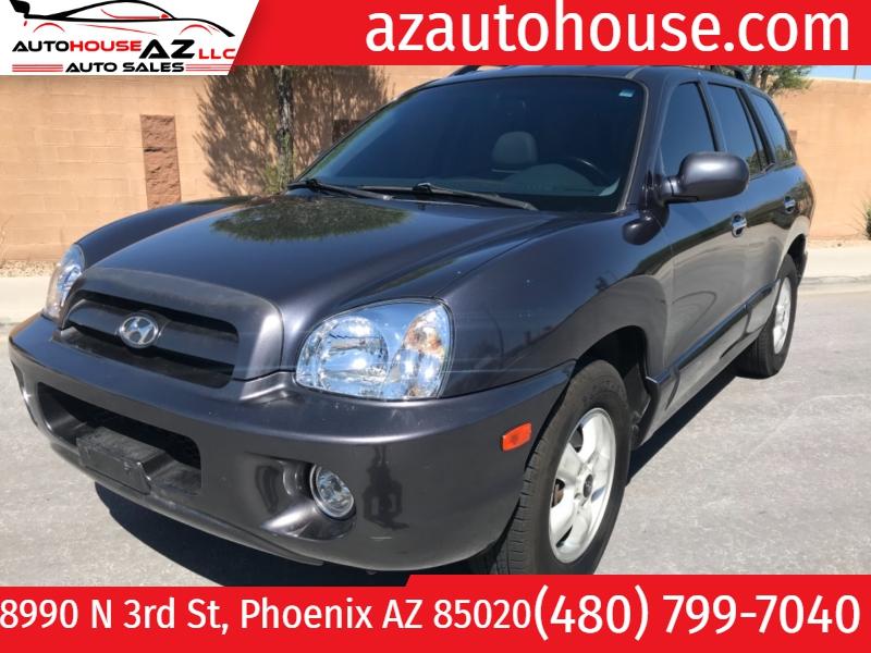 Hyundai Santa Fe 2005 price $6,495