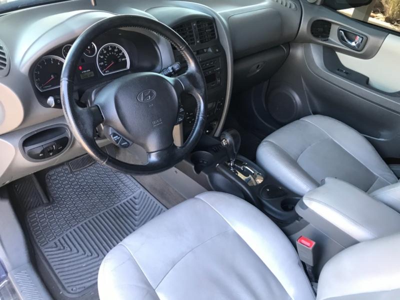 Hyundai Santa Fe 2005 price $6,995