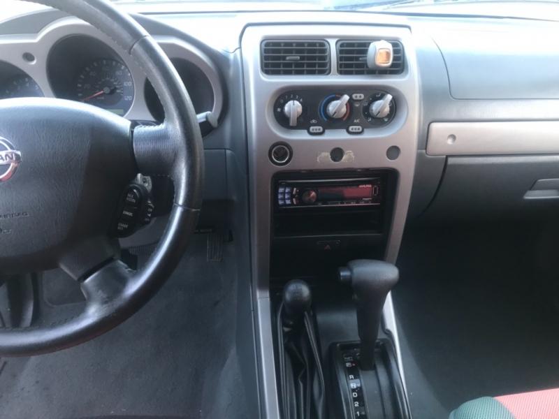 Nissan Xterra 2002 price $6,495