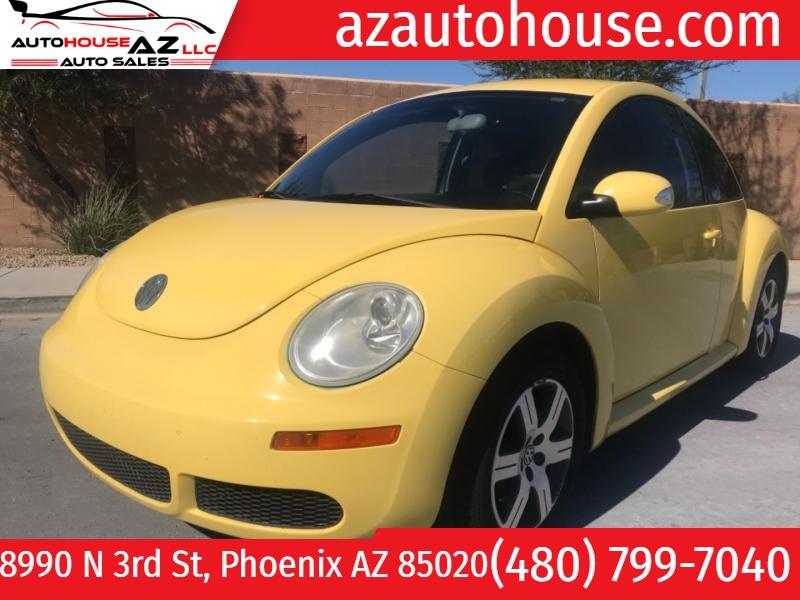 Volkswagen New Beetle Coupe 2006 price $6,495