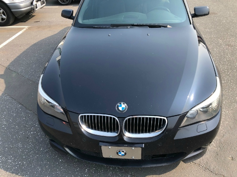 BMW 5-Series 2008 price $8,995
