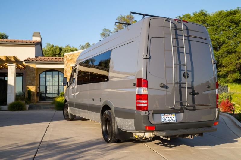 Mercedes-Benz Sprinter Cargo Vans 2010 price $94,000