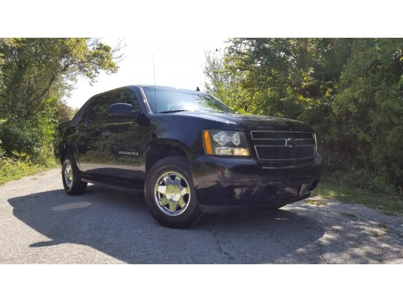 Chevrolet Avalanche 2007 price $7,500