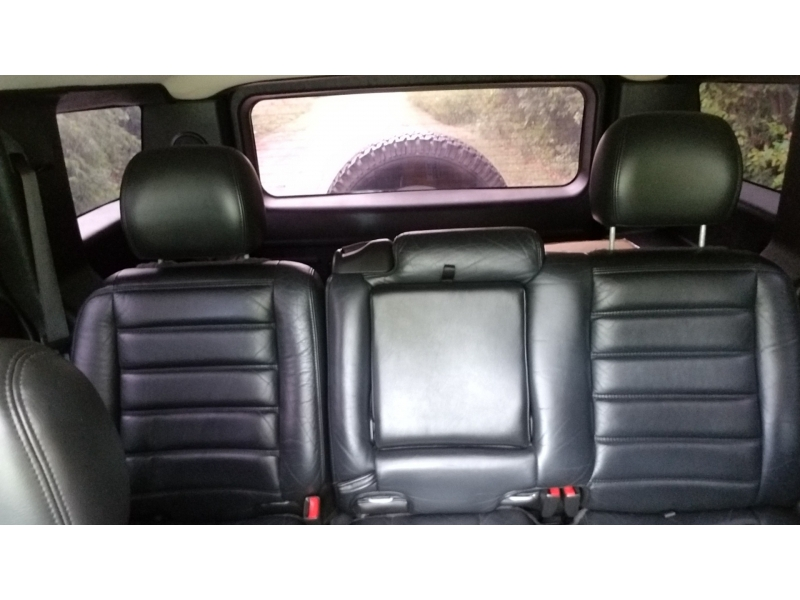 Hummer H2 2005 price $25,000