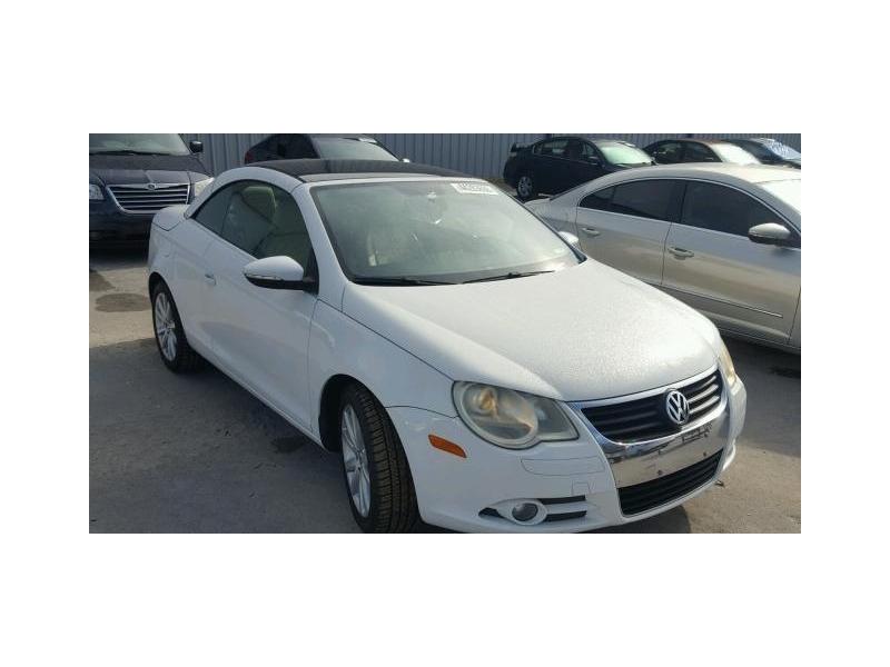 Volkswagen Eos 2009 price $7,000