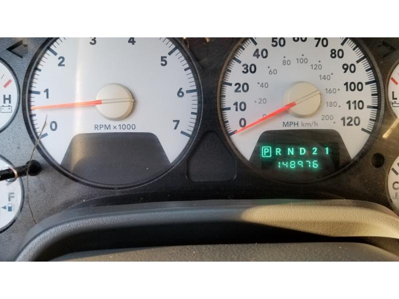 Dodge Ram 1500 2007 price $9,500