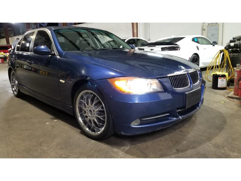 BMW 3-Series 2006 price $5,750
