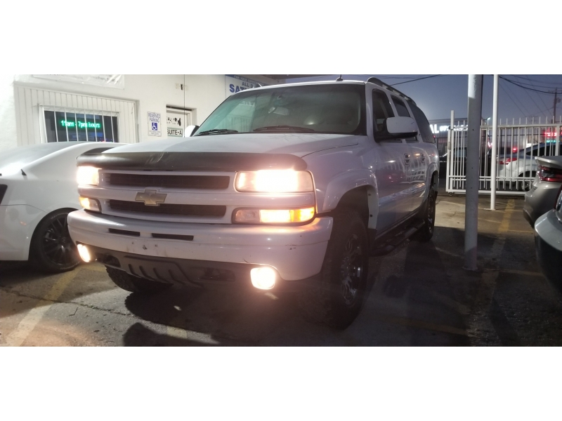 Chevrolet Suburban 2005 price Call for Pricing.