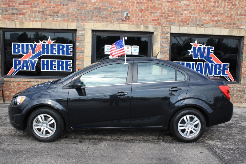 Chevrolet Sonic 2013 price LOW DOWN PAYMENT