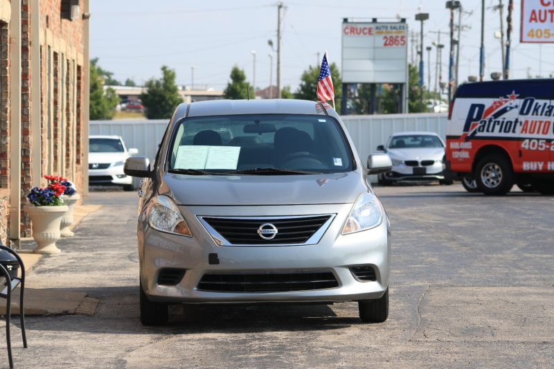 Nissan Versa 2012 price LOW DOWN PAYMENT