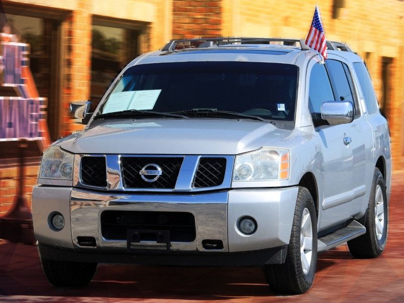 Nissan Armada 2004 price LOW DOWN PAYMENT