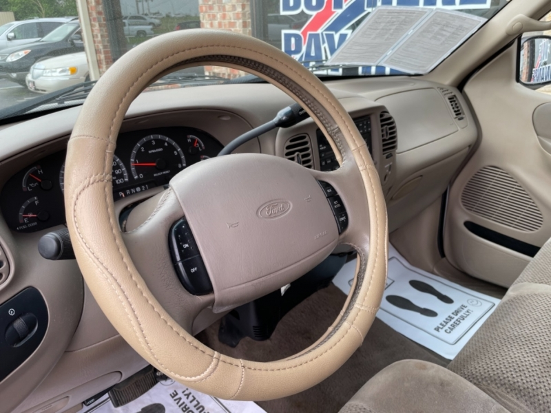 Ford F-150 2001 price LOW DOWN PAYMENT