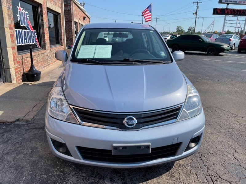 Nissan Versa 2010 price Low Down Payment
