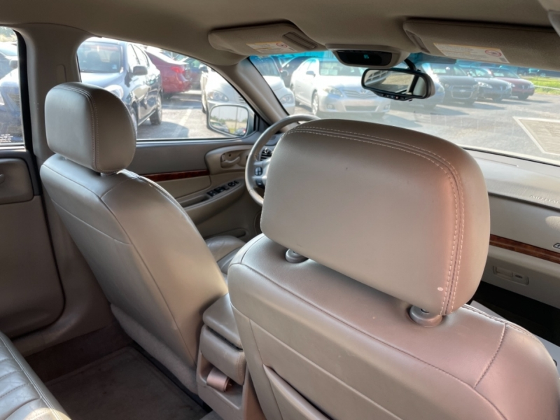 Chevrolet Impala 2004 price LOW DOWN PAYMENT