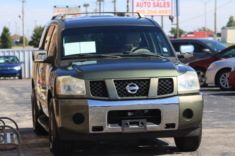 Nissan Armada 2005 price LOW DOWN PAYMENT