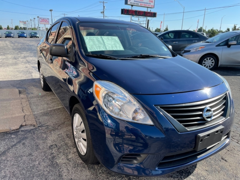 Nissan Versa 2014 price LOW DOWN PAYMENT