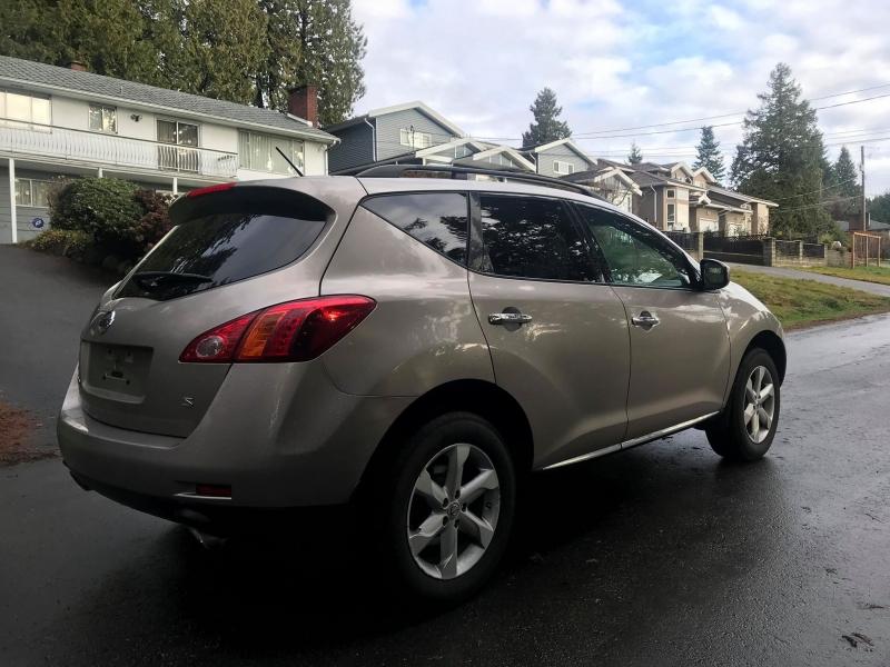 Nissan Murano 2009 price $6,500