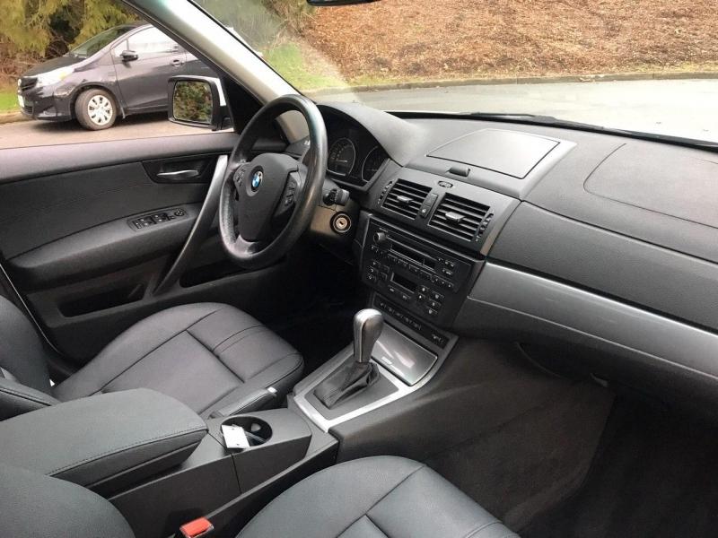 BMW X3 2009 price $8,800