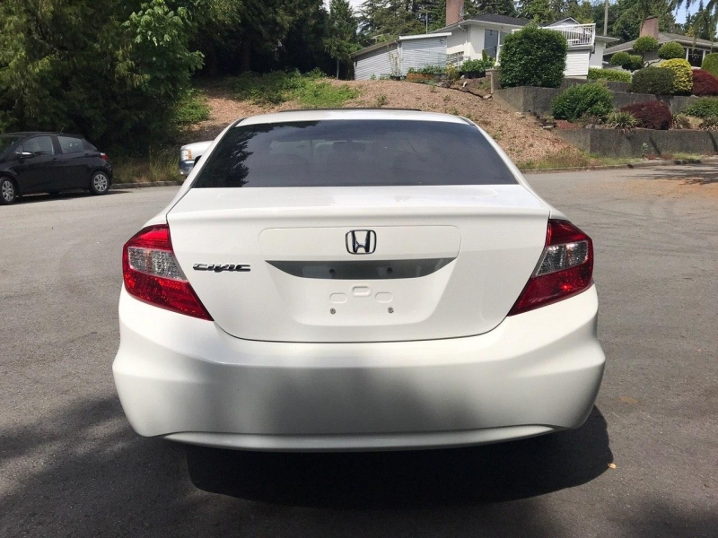 Honda Civic 2012 price $7,800