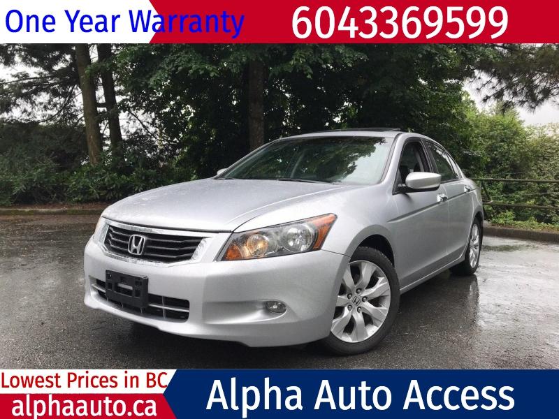 Honda Accord 2008 price $7,800