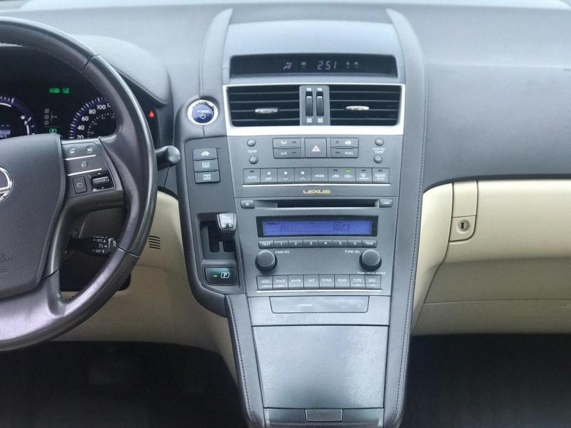 Lexus HS 250h 2010 price $11,800