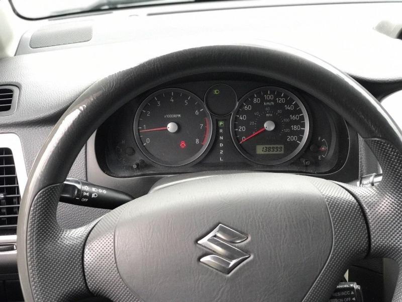 Suzuki Aerio 2006 price $3,800