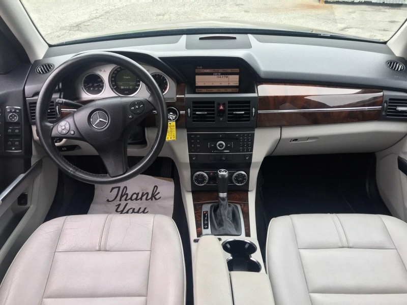 Mercedes-Benz GLK-Class 2010 price $8,500