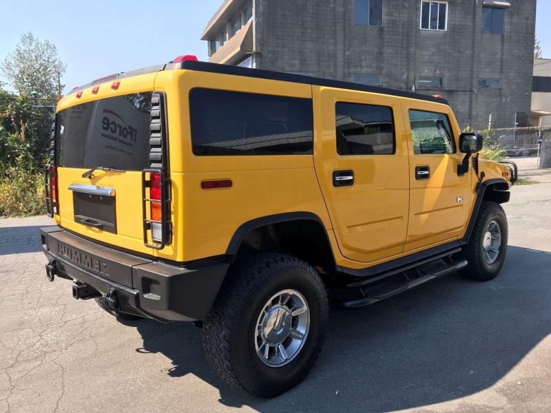 Hummer H2 2003 price $16,800