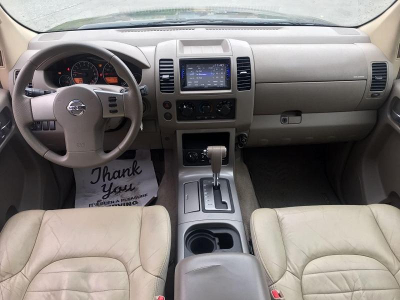 Nissan Pathfinder 2008 price $8,800