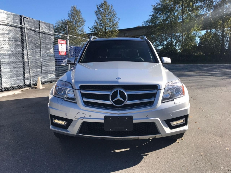 Mercedes-Benz GLK-Class 2012 price $17,800