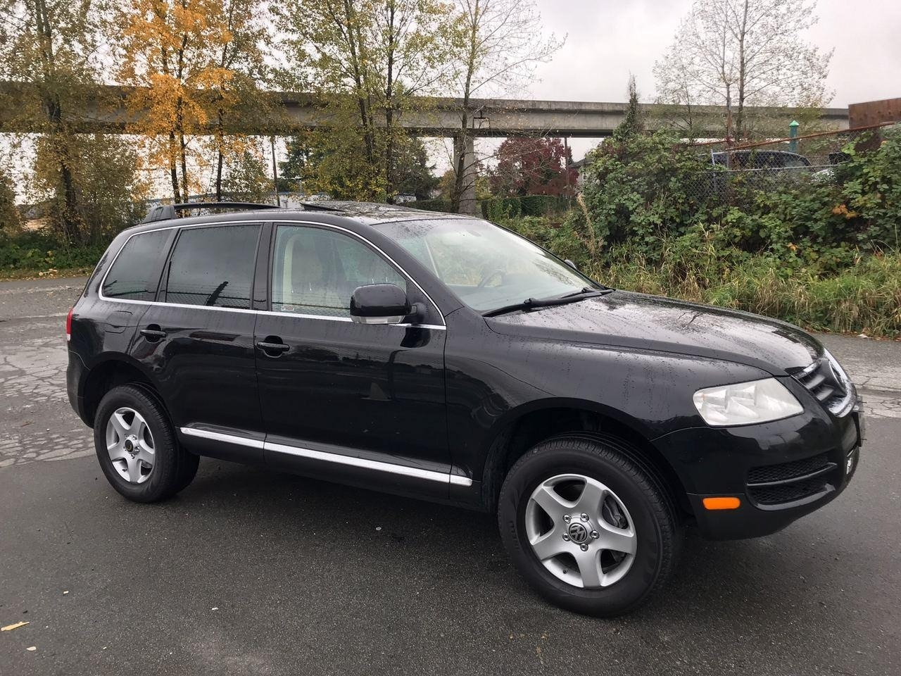 2004 Volkswagen Touareg Auto Awd V6 Local Leather Alpha Auto Access Ltd Dealership In Burnaby