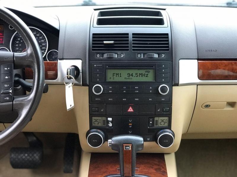 Volkswagen Touareg 2004 price $6,000