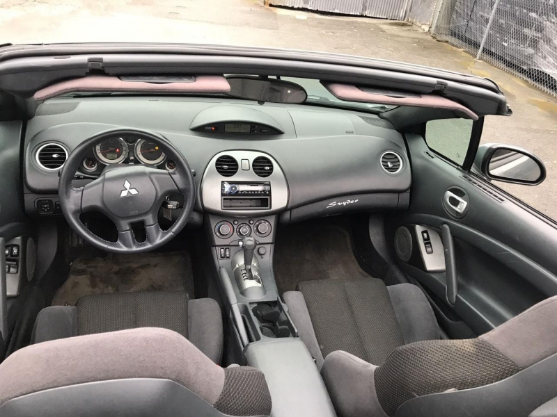 Mitsubishi Eclipse 2008 price $5,800